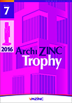 "FOCUS ON ZINC -  special eddition ""Archizinc 7"""